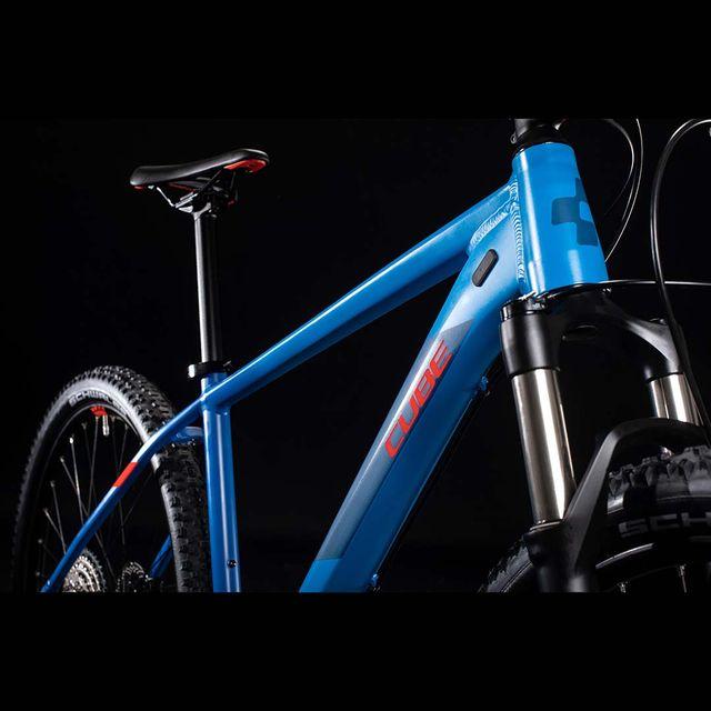 CUBE Reaction Pro maastopyörä 2020